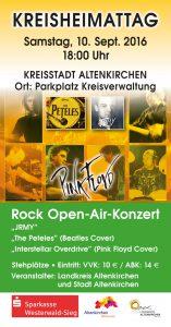 Rockkonzert